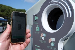 Recyclage de verre intelligent à la Cayolle avec Cliiiinck