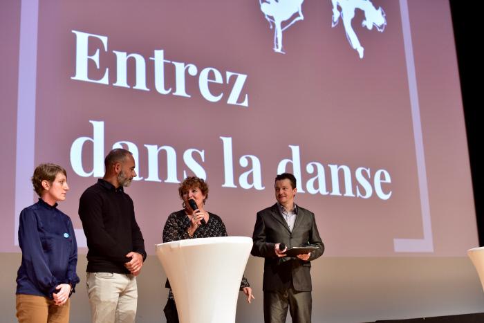 Entrez dans la danse projet du Ballet National de Marseille