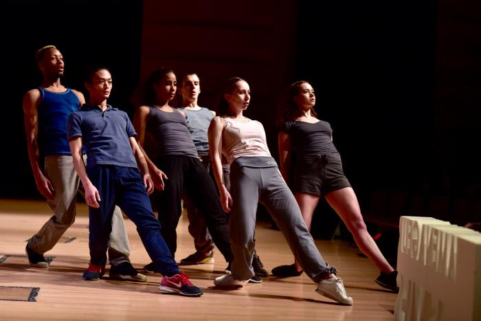 BNMNEXT, jeune troupe du Ballet National de Marseille