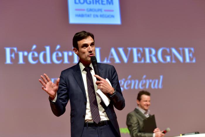 Directeur Général de Logirem