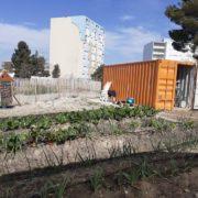 Jardin solidaire de La Savine - Logirem
